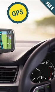 Voice GPS Navigation & Maps - náhled