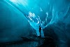 Iceland Winter Activities // Ice Cave Vatnajökull National Park Photo by Davide Cantelli Unsplash