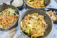 川麻子辣乾鍋