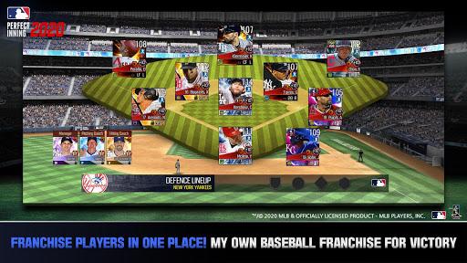 MLB Perfect Inning 2020 2.3.7 screenshots 17