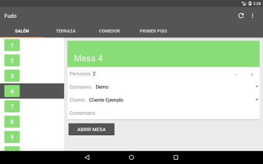 Fudo 2.6.6 screenshots 14