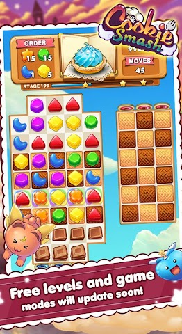 android Cookie Smash Screenshot 7