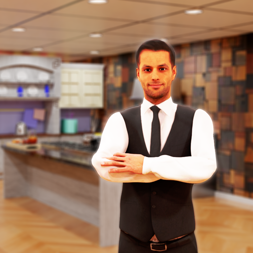 Baixar Virtual Chef Restaurant Manager - Cooking Games para Android