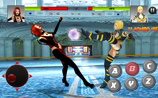 Women Kung Fu Fighting 2.1 screenshots 8