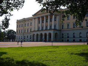 Photo: Oslo, Königliches Schloss