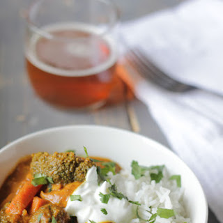 Chicken and Vegetable Tikka Masala