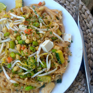 Protein-Packed Pad Thai.