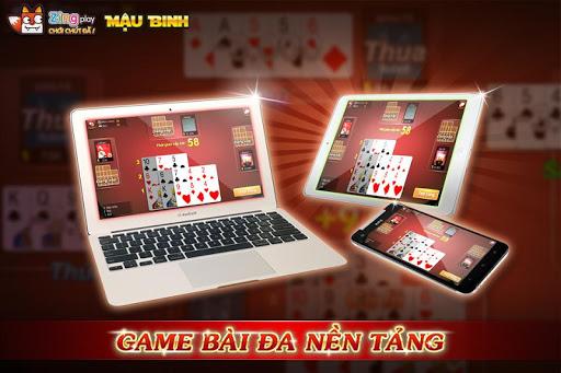 Poker VN - Mu1eadu Binh u2013 Binh Xu1eadp Xu00e1m - ZingPlay apkpoly screenshots 3