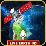 Calle Ver Nuevo: Global Satélite Mapa Icon