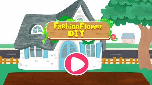 Little Pandau2018s Fashion Flower DIY apkpoly screenshots 6
