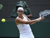 Kirsten Flipkens bereikt na een comeback in de eerste set de dubbelfinale in Nürnberg