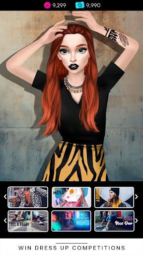GLAMM'D - Fashion Dress Up Game  screenshots 7