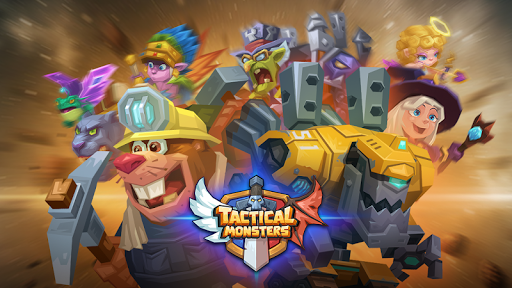 Tactical Monsters Rumble Arena -Tactics & Strategy 1.18.4 screenshots 15