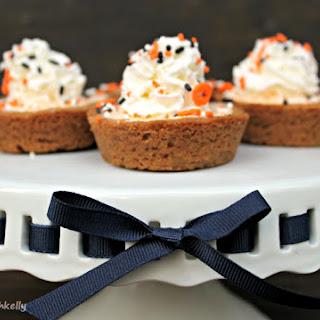 Dairy Free Mini Pumpkin Chiffon Pie.