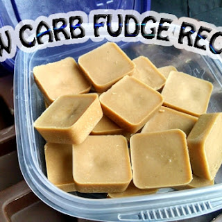 Easy Low Carb Peanut Butter Fudge