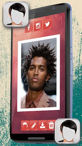 無料摄影Appのメンズ ヘアスタイル: ヘアスタイルナビ 記事Game
