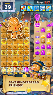 MonsterBusters: Match 3 Puzzle 2
