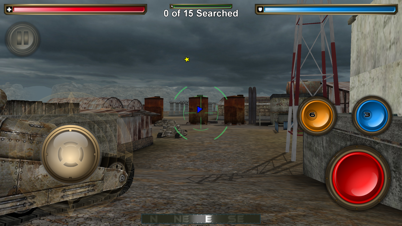 Tank Recon 2 (Lite)- screenshot