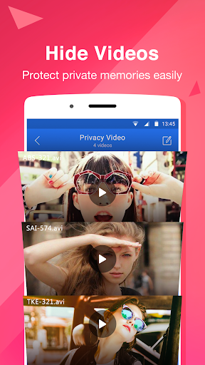 Private Zone - AppLock, Video & Photo Vault 5.0.8 screenshots 4