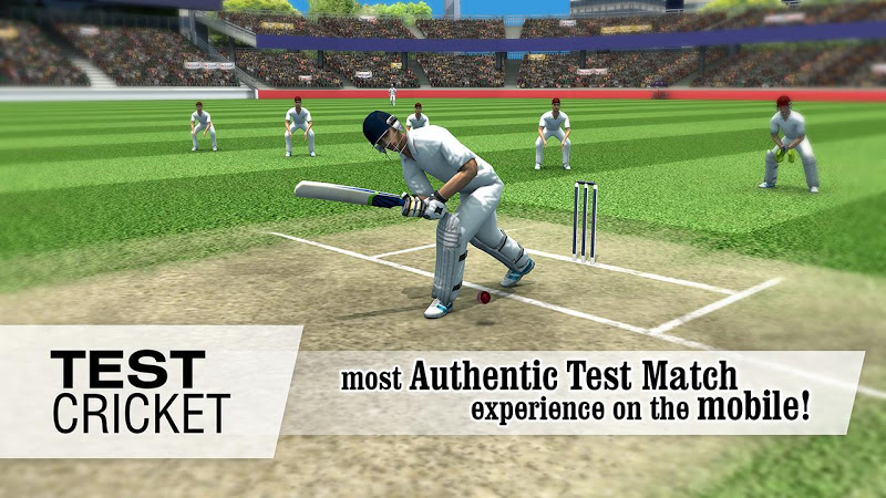 World Cricket Championship 2 v2.5.1 [Mod]