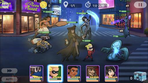 Disney Heroes: Battle Mode screenshots 7