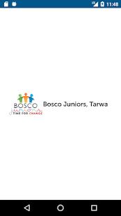 Bosco Juniors Tarwa - náhled