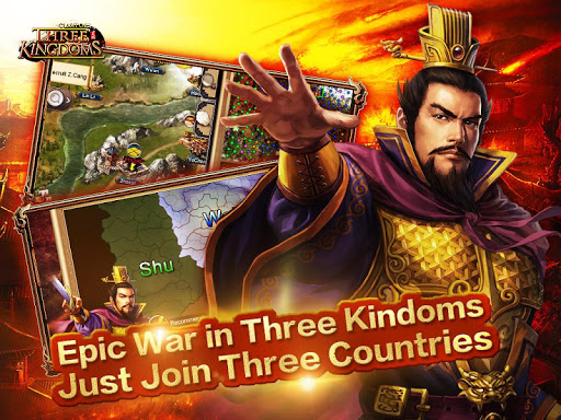 Clash of Three Kingdoms 9.8.2 screenshots 9