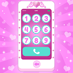 Baby Princess Phone Icon