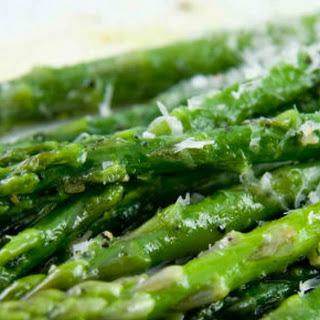 Asparagus with a Twist Recipe