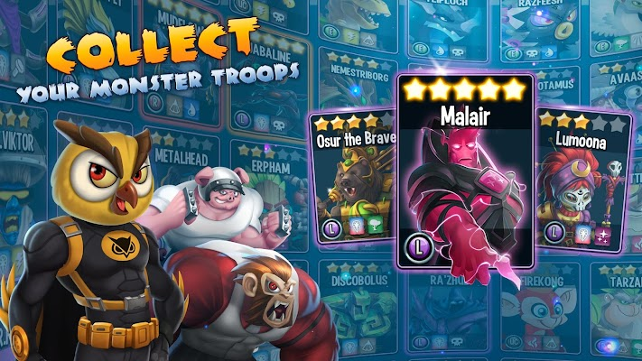 Monster Legends - RPG Screenshot Image