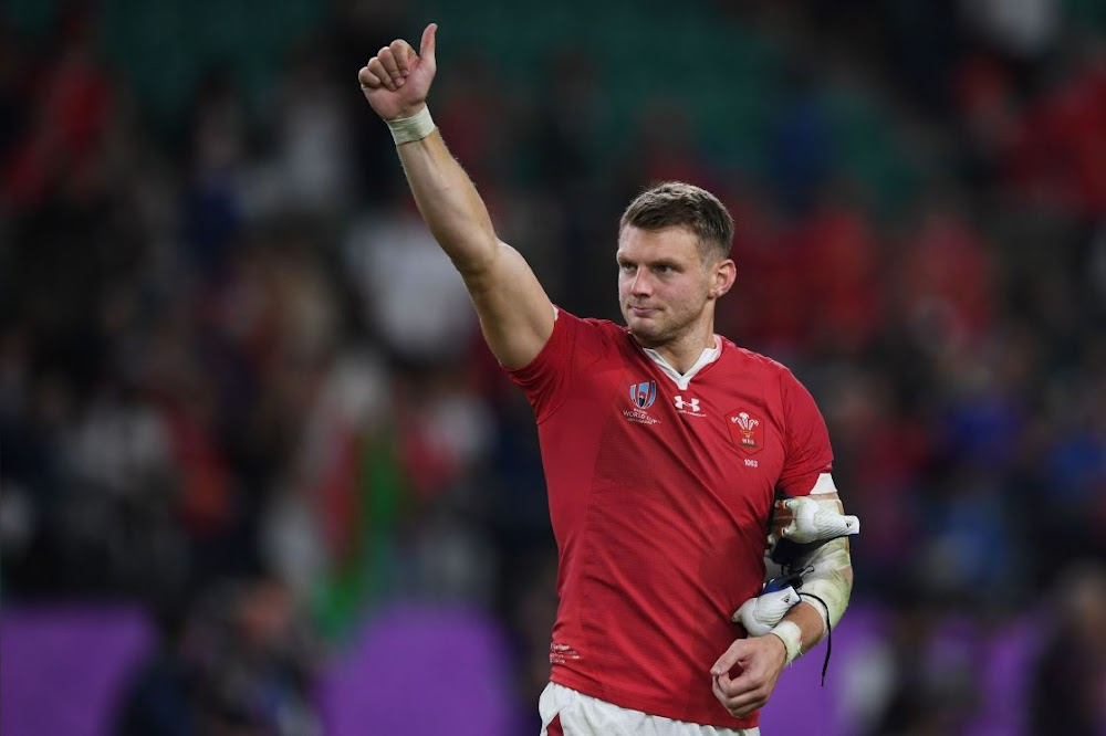Wales floor 14-man France to reach World Cup semifinals