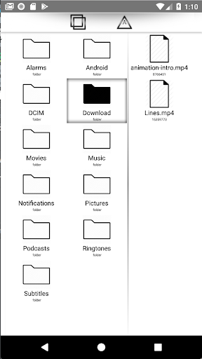 smart media player screenshot 3