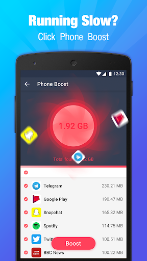 Smart Cleaner -boost phone, remove junk, Antivirus for PC