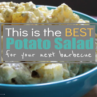 This is the Best Potato Salad for Your Next Barbecue.
