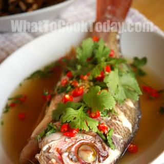 THAI STYLE LEMON FISH