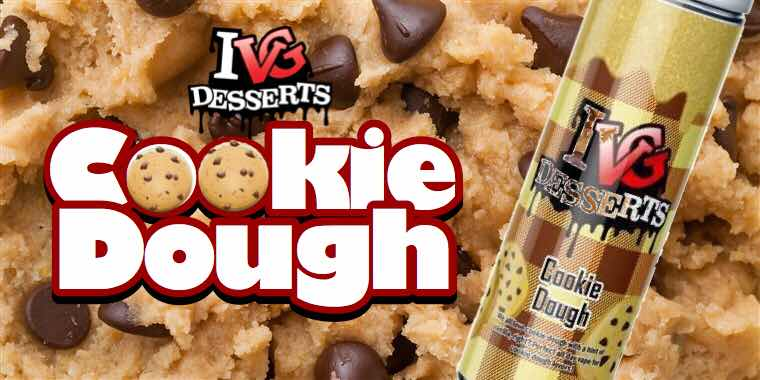 Cookie Dough | IVG Desserts from E-Cigarette Direct