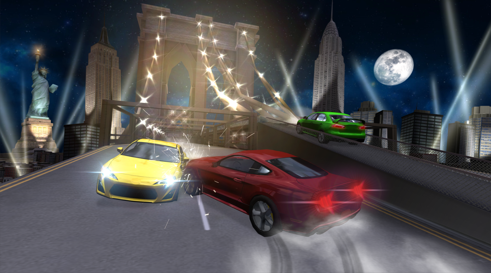 Car driving simulator ny android apps on google play for Car paint simulator