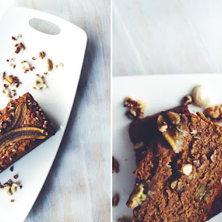Nutty Chai-Spiced Banana Bread