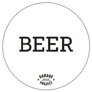 Logo of Garage Project Beer