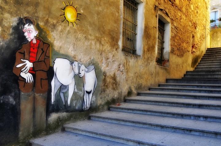 Orgosolo e i suoi murales di daniele69