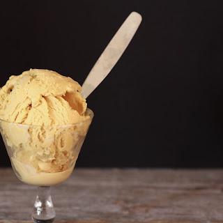 Salted Caramel Ice-cream.