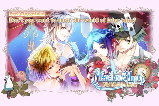 無料模拟AppのAlice: Love & Murder-datingsim|記事Game