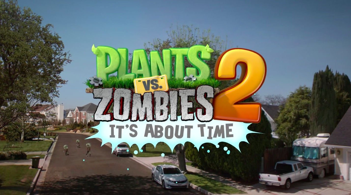 Trucchi Plants vs. Zombies 2 Android: Monete e Chiavi infinite