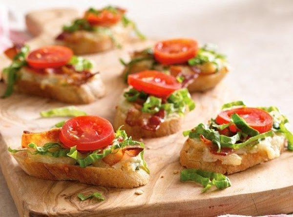 Blt  Crostini Recipe