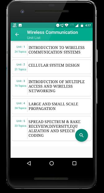 Wireless Communications screenshot 1