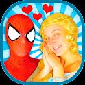 Superhero & Princess for Kids icon