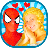 Superhero & Princess for Kids