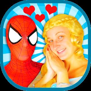 Superhero & Princess for Kids 1.8 Icon