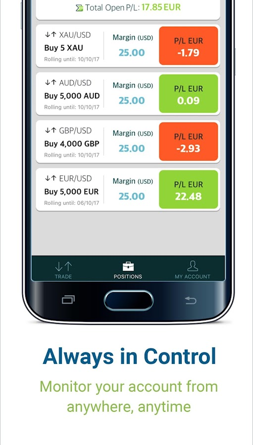 easyMarkets – Forex Trading, Indices & CFD- screenshot