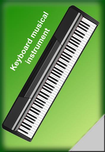 keyboard musical instrument